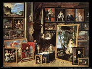 Teniers David the Youngers La Galleria dell'Arciduca Leopoldo