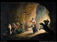 Teniers David the Youngers Battaglia fra Griet e la pazza Meg