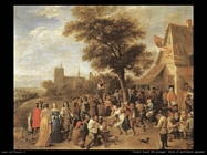 Teniers David the Youngers Allegria paesana