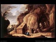 Teniers David the Youngers Le tentazioni di sant'Antonio