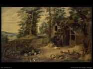 Teniers David the Youngers Paesaggio