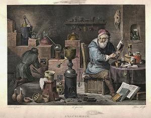 Illustrazione di David Teniers the Younger