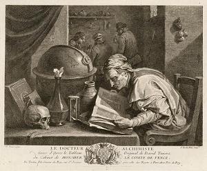 Disegno di David Teniers the Younger