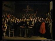 Terborch Gerard La ratifica del Trattato