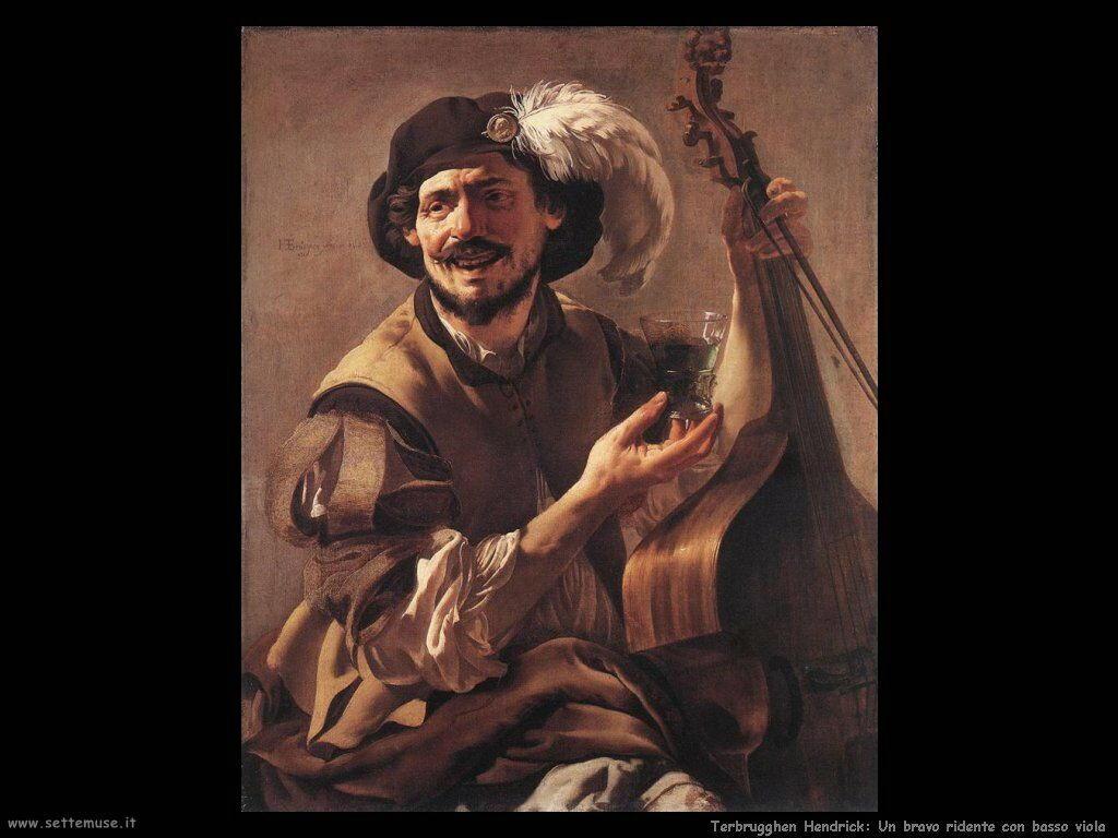 Terbrugghe Hendrick Allegro musico di basso-viola