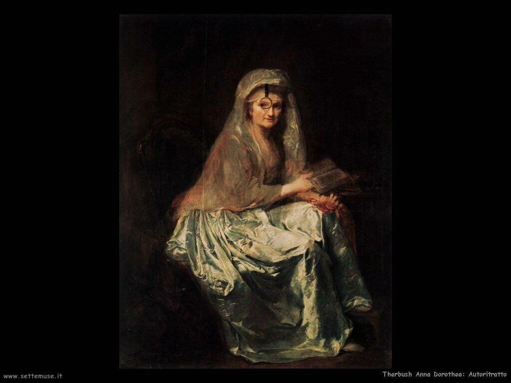 Therbusch Anna Dorothea
