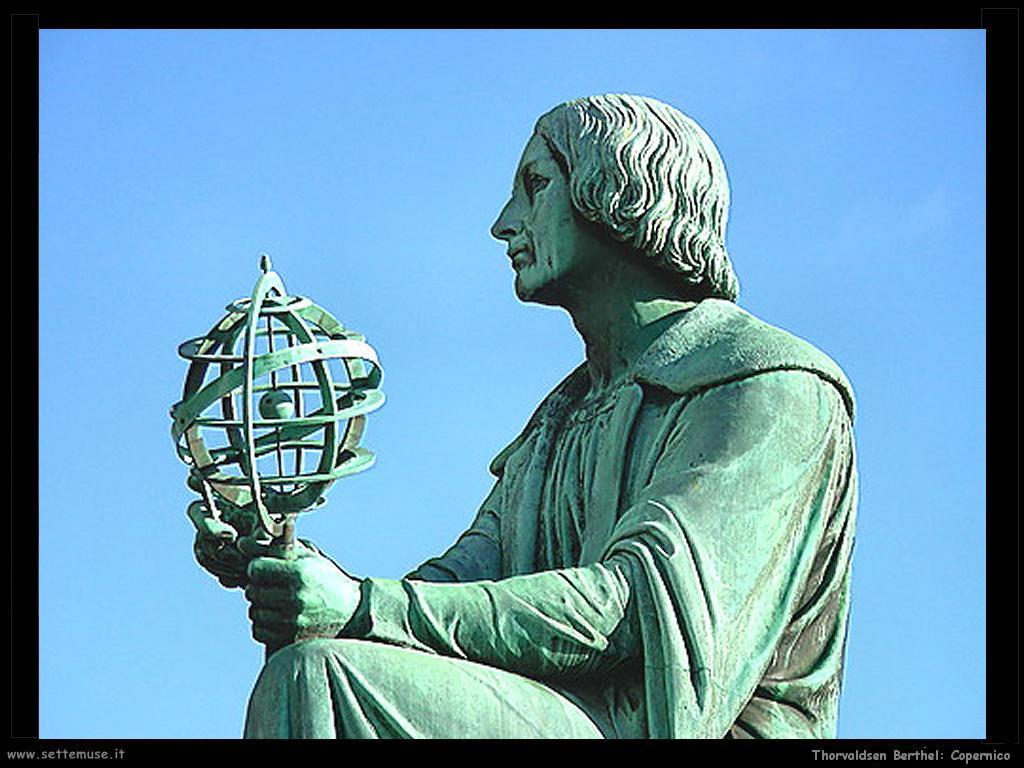 Thorvaldsen Berthel Copernico