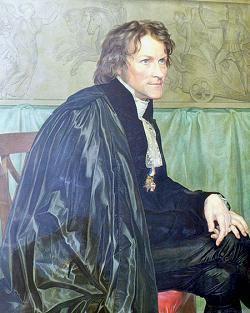 Autoritratto di Thorvaldsen Berthel