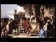 Tiepolo Giovanni Domenico Ballo in paese