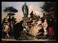 Tiepolo Giovanni Domenico Minuetto