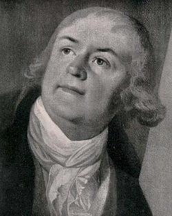 Autoritratto di Tischbein Johann Friedrich August