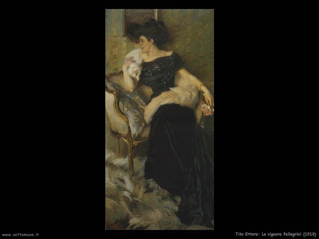 La signora Pellegrini (1910)
