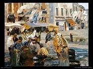 Pescheria a Venezia (1924)