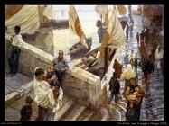 Dopo la pioggia a Chioggia (1905)