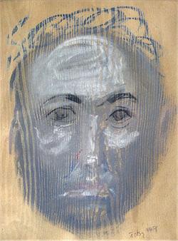 Dipinto di Tobey Mark