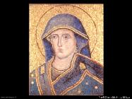 Torriti Jacopo Mosaico con Madonna