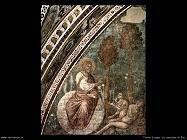Torriti Jacopo La Creazione di Eva