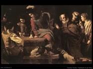 Tournier Nicolas Tradimento di San Pietro