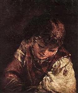Pittura di Nicolas Tournier