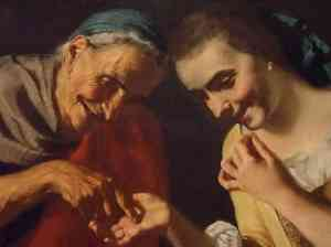 Pittura di Gaspare Traversi