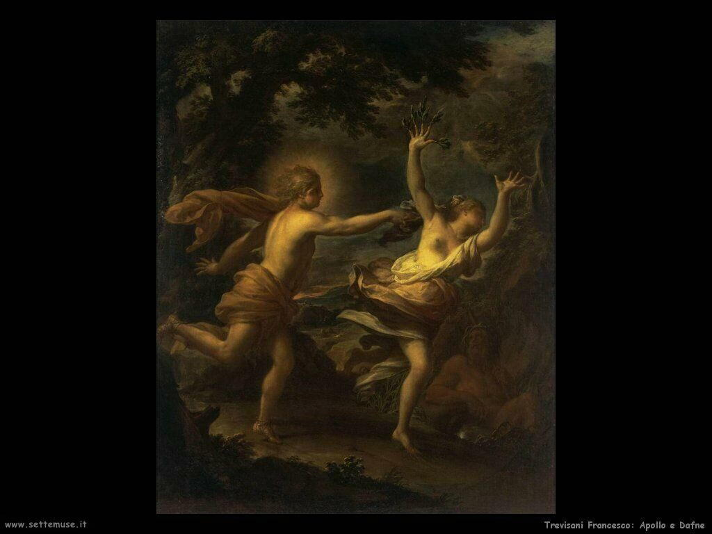 Trevisani Francesco Apollo e Dafne