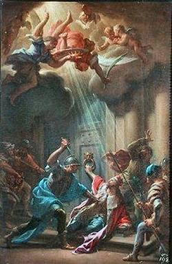 Dipinto di Francesco Trevisani