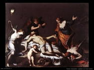 Turchi Alessandro Pianto su Cristo morto