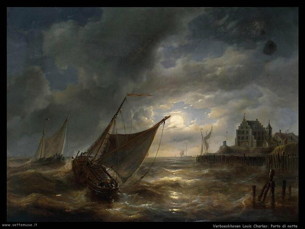 Verboeckhoven Louis Charles