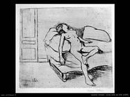 Valadon Susanne Louise nuda sul sofà (1895)