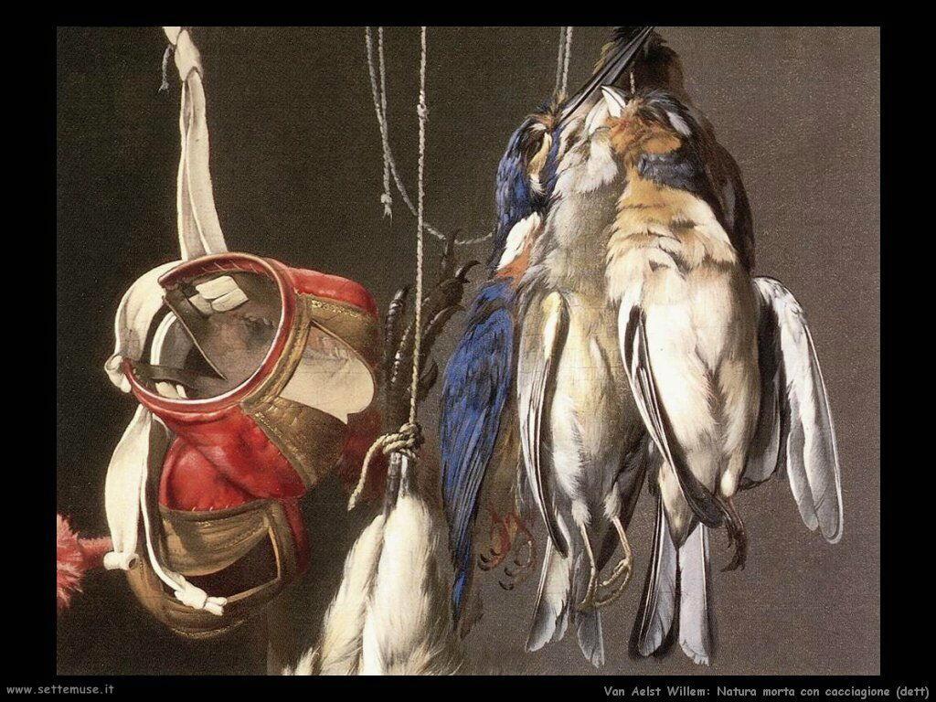 Van Aelst Willem Natura morta di cacciagione
