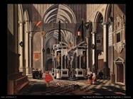 Van Bassen Bartholomeus La tomba di Guglielmo il Taciturno