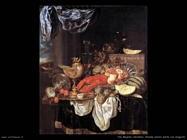 Van Beyeren Abraham Grande Natura Morta con aragosta