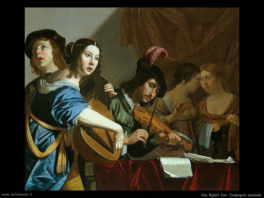 Van Bijlert Jan Compagnia musicale