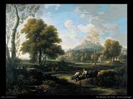 Van Bloemen Jan Frans Paesaggio classico