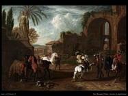 Van Bloemen Pieter Scuola di equitazione