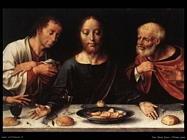 Ultima cena di Cleve Joos