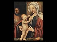 Van Cleve Joos La Sacra Famiglia