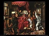 Van Cleve Joos La morte della Vergine