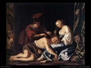 Van Couwenbergh Christiaen La cattura di Sansone