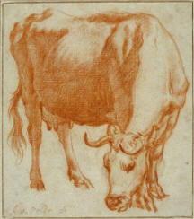 Disegno di Adriaen van de Velde
