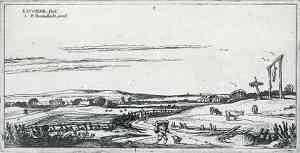 Illustrazione di Van de Velde Esaias