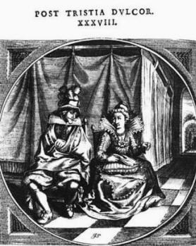 Illustrazione di Van de Venne Pietersz
