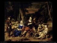 Van Den Eeckhout Gerbrand Ritratto di famiglia