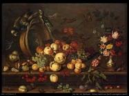 Natura Morta con frutta, conchiglie ed insetti Van Der Ast Balthasar