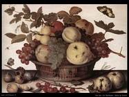 Cesto di frutta Van Der Ast Balthasar