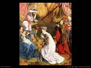 Trittico del Calvario (particolare) Van Der Goes Hugo
