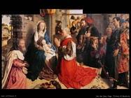 Pala d'Altare Monforte Van Der Goes Hugo