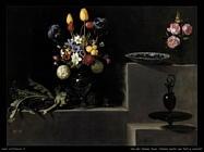 Van der Hamen Juan Natura morta con fiori e carciofi
