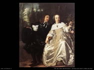 Van der Helst Bartholomeus Abraham e Maria de Keerk