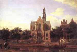 Dipinto di Jan van der Heyden